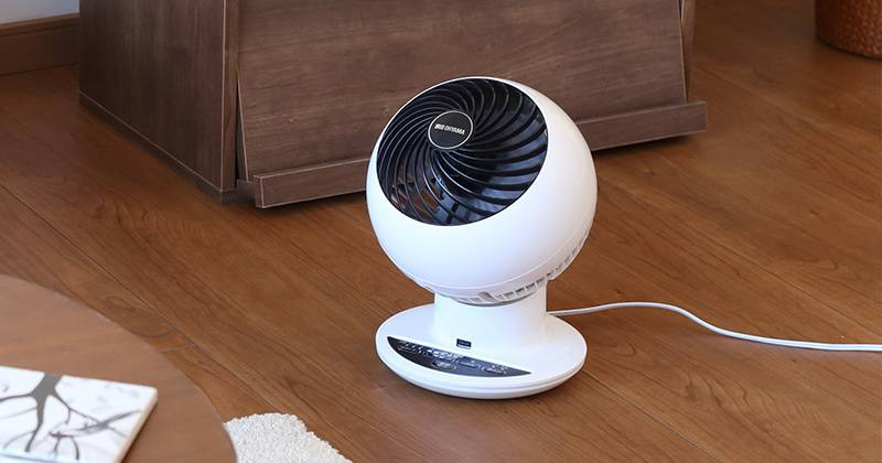 サーキュレーターの使い方〜暖冷房に効果的な設置方法〜