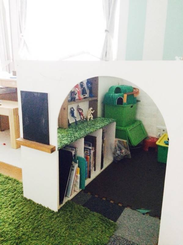 子供部屋収納術 お子さんが自分で片付けられる部屋づくり アイリス